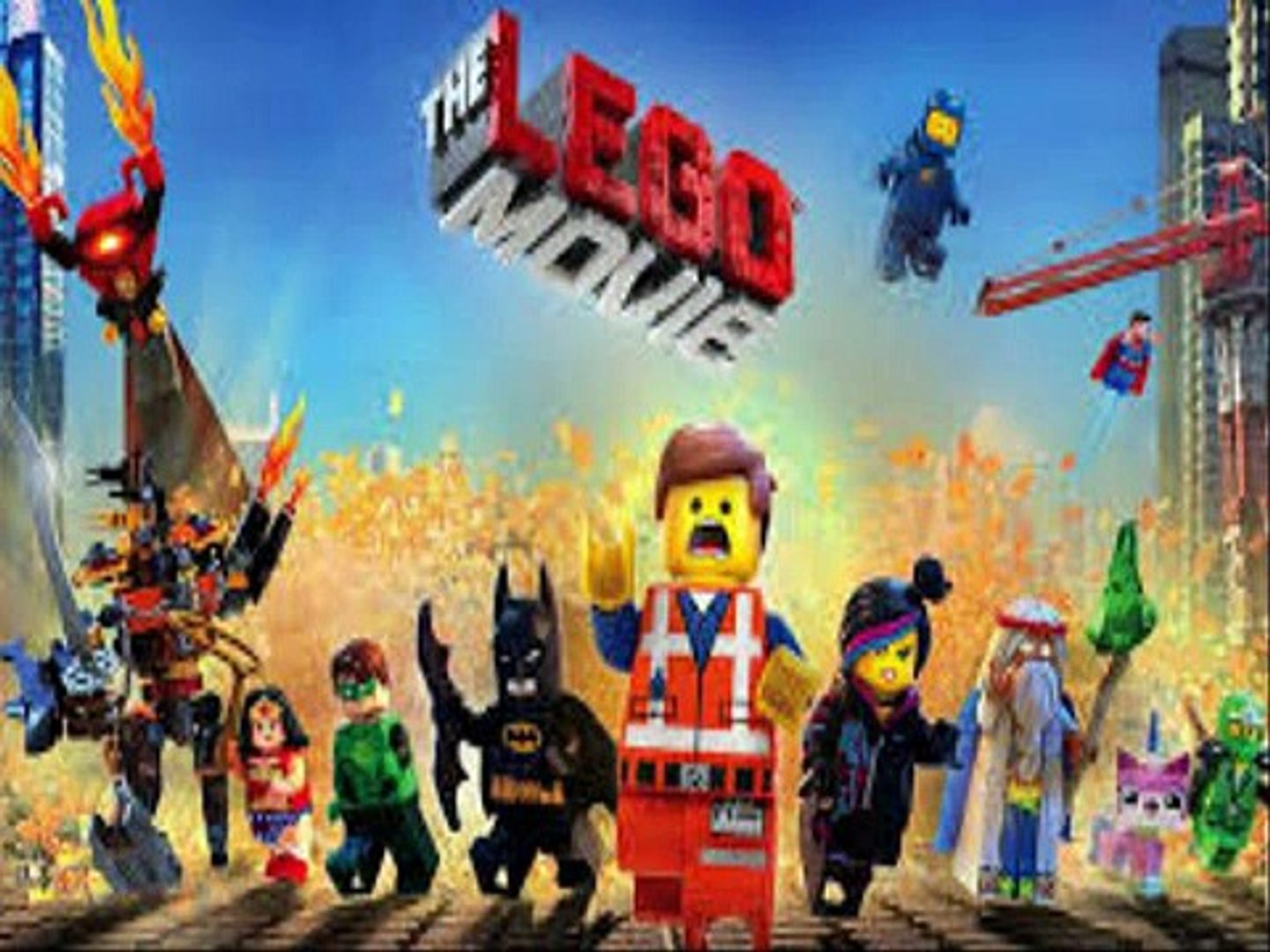 The LEGO Movie Full Movie