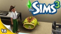 Sims 3 Pets - Ep 48 - Our Pet Ran Away!