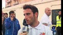 San Severo - Fidelis Andria 0-1   Intervista Sebastian Colucci (Difensore USD San Severo)