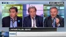 Brunet & Neumann : L'affaire Jouyet-Fillon profite-t-elle à Nicolas Sarkozy ? - 11/11