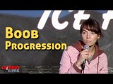 Stand Up Comedy by Whitney Cummings - Boob Progression