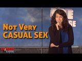 Stand Up Comedy By Traci Stumf - Not Very Casual Sex