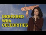 Stand Up Comedy By Kathy Griffin -  Is Too Obsessed With Celebrities