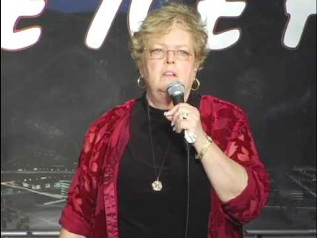 Stand Up Comedy By Mrs. Hughes - Til Death