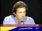 Imran Khan Admits he is Zani