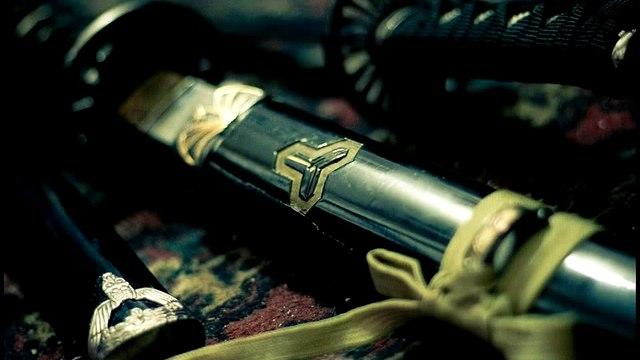 BEGIN Japanology - The Blades Of Life,Japanese Swords 日本刀