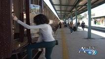 Treno storico prossima tappa palermo News AgrigentoTv