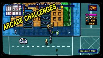 PS4, PS3, PS Vita Trailer de Retro City Rampage DX