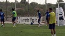 Lucas Alcaraz revive al Levante