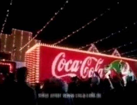 Coca Cola Werbung Weihnachten.Coca Cola Christmas Commercial 2001 Werbung Melanie Thornton Wonderful Dream Holidays Are Coming
