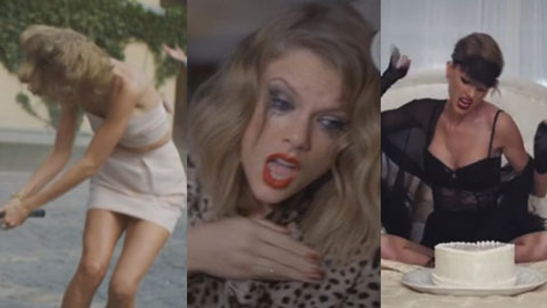 Taylor Swift - Blank Space | FULL SONG out | Taylor Goes Psycho Crazy