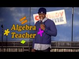 Stand Up Comedy by Kyle Erby - Hip-Hop Algebra Teacher