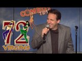Stand Up Comedy by Bart Tangredi - 72 Virgins