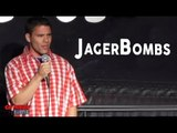 Stand Up Comedy by Yak Manrique - JagerBombs!!