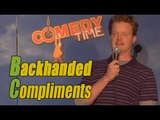 Stand Up Comedy by Clinton Pickens - Backhanded Compliments