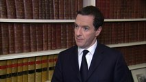 Osborne vows to clean up corruption in the City