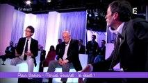 Alain Badiou, Marcel Gauchet : le débat ! (4/5) - Ce soir (ou jamais!) - 17/10/2014