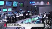 La sonde Rosetta a rendez-vous tout à l'heure avec une comète