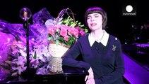 50 anni di carriera per Mireille Mathieu