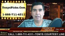 Georgia Tech Yellow Jackets vs. Clemson Tigers Free Pick Prediction NCAA College Football Odds Preview 11-15-2014