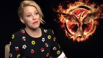 Hunger Games' Elizabeth Banks on Effie's style and beauty
