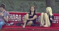 Makyaj Yapan Oğlan Rus Kızları Şok Ediyor