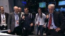 Rosetta mission makes historic comet landing