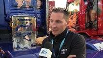 24 Heures camions 2014- Interview comment décorer un camion .
