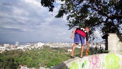 Favela do Rio sedia 'Olimpíada da poesia'
