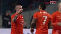 Le nouveau bijou de Wesley Sneijder face au Mexique