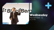 BlackBerry Options Active Ahead of San Francisco Event