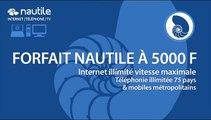 Internet illimité en Nouvelle-Calédonie avec Nautile (teasing Océane FM 2.0 - Novembre 2014