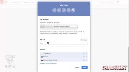 Cómo vincular tu página de Google  a tu sitio web y verificarlo