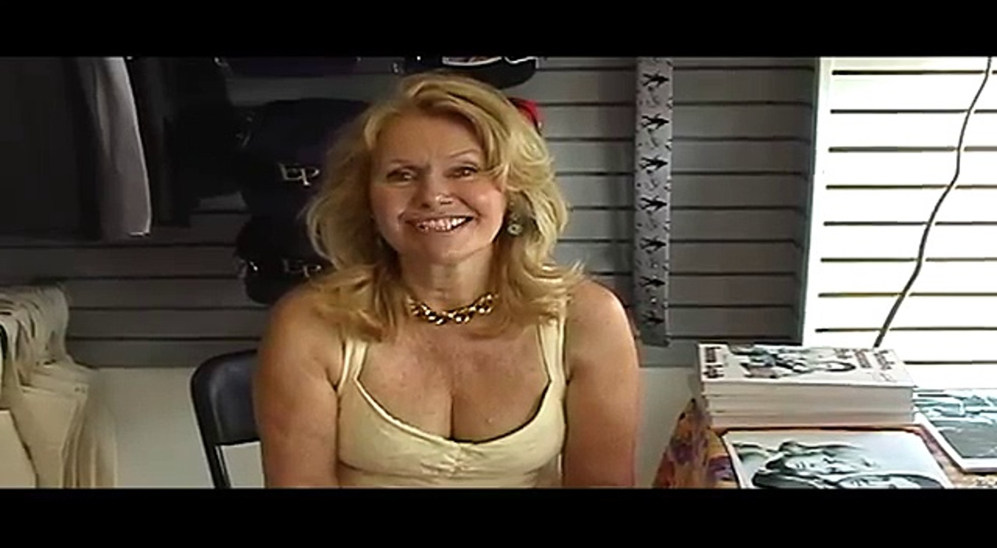 Elvis Presleys Pradise Hawaiian Style Co star Suzanna Leigh on doing Elvis charities video