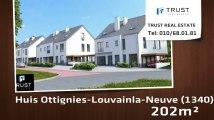 Te koop - Huis - Ottignies-Louvainla-Neuve (1340) - 202m²