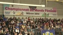 Championnat du Monde Féminin de Sport Boules, Mâcon 2014