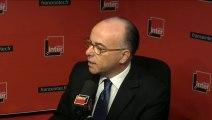 """B. Cazeneuve : """"La grenade offensive, qui vous dit qu'elle a été tirée en direction des manifestants ?"""""""