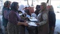 Antalya Ahmetler Kanyonu'nda Hes Zaferine Aşureli Kutlama