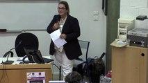 """IMH-Maladies Rares_""""Le rôle des malades et de leurs associations dans la recherche"""", Anne-Sophie Lapointe, Membre du Conseil National de l'Alliance Maladies Rares"""