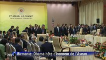 Obama salue le travail de la Birmanie pour organiser l'Asean