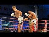 Pavol Garaj vs Steeve Valente WKN Kickboxing World Title BB Rules