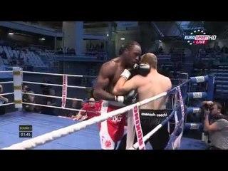 Joel Tambwe Djeko vs Frank Bluemle