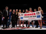 Bigger's Better King 2012 Video of Complete Tournament
