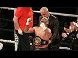 Gerard Linder vs Saner Phomson WKN Kickboxing World title Live on Eurosport