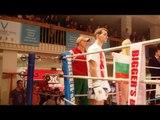 Dimitar Iliev vs Dejan Marinkovic WKN kickboxing World title BB Rules - BB 16 Bulgaria
