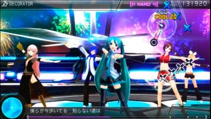 Notre Test Vidéo de Hatsune Miku Project Diva F 2nd