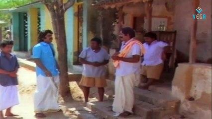 Naane Raja Naane Manthiri Movie - Vijayakanth Comedy Scenes