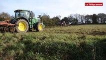 Pleyben. Les Jeunes agriculteurs remontés contre le grignotage du foncier