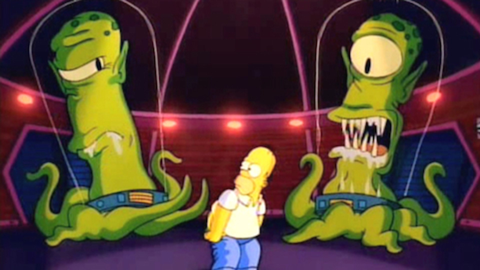 Top 10 Cartoon Aliens in Movies and TV