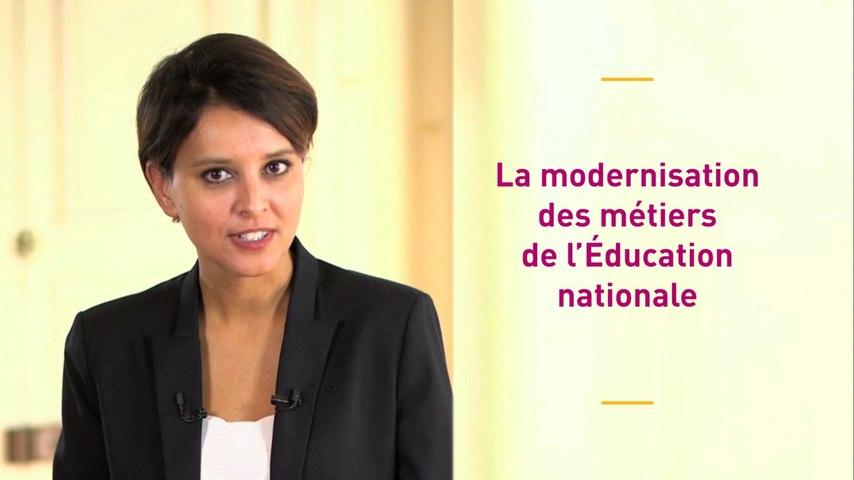 [ARCHIVE] Modernisation des métiers de l'Éducation nationale